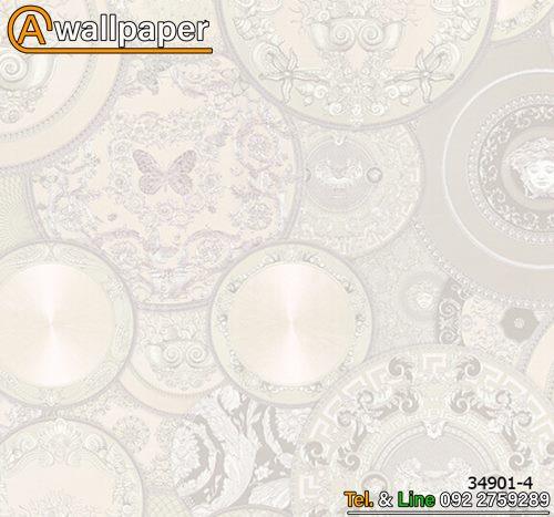 วอลเปเปอร์_Versace III_34901-4