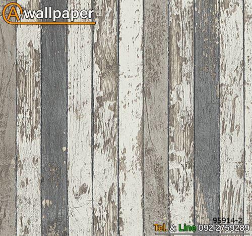 วอลเปเปอร์_Wood'n Stone3_95914-2
