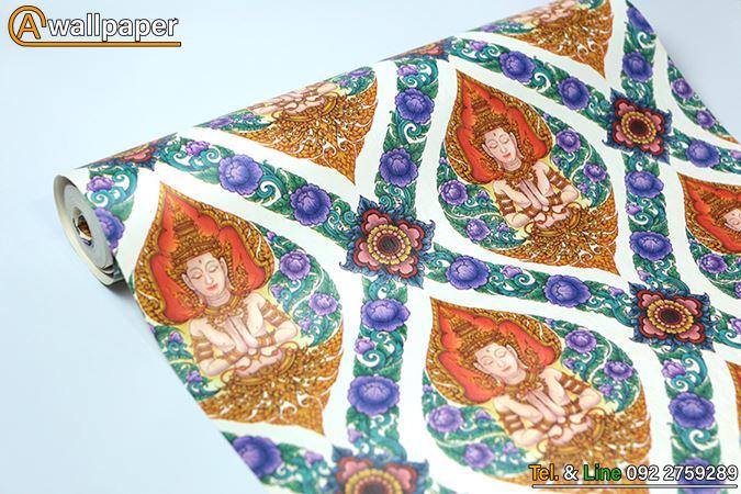 Wallpaper_line Thai_JPS801