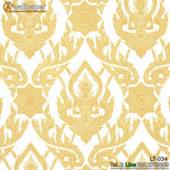 Wallpaper_Line Thai-ll_LT-034