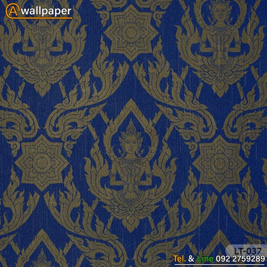 Wallpaper_Line Thai-ll_LT-037