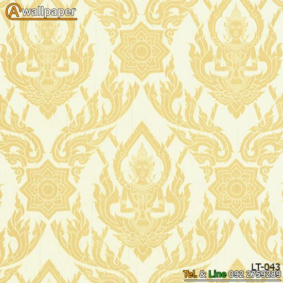 Wallpaper_Line Thai-ll_LT-043