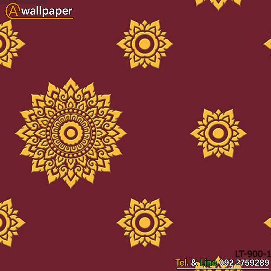 Wallpaper_Line Thai-ll_LT-900-1