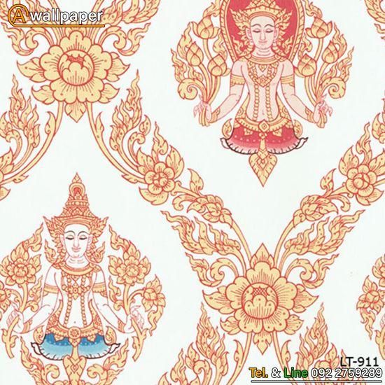 Wallpaper_Line Thai-ll_LT-911