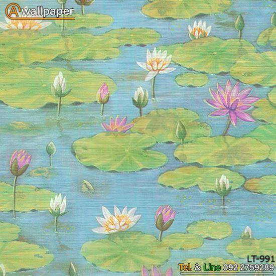 Wallpaper_Line Thai-ll_LT-991
