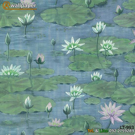 Wallpaper_Line Thai-ll_LT-993