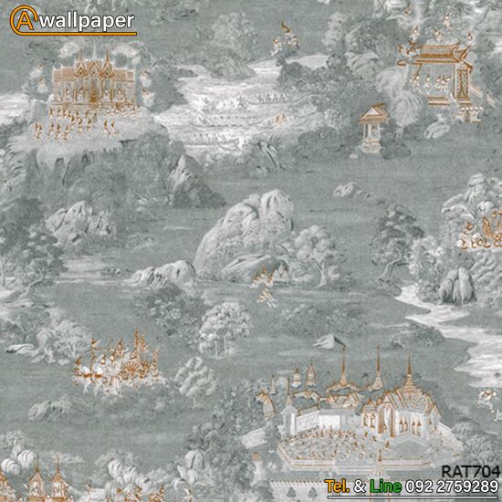Wallpaper_Line Thai-ll_RAT704