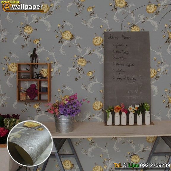 Wallpaper_My Style_YS-360906