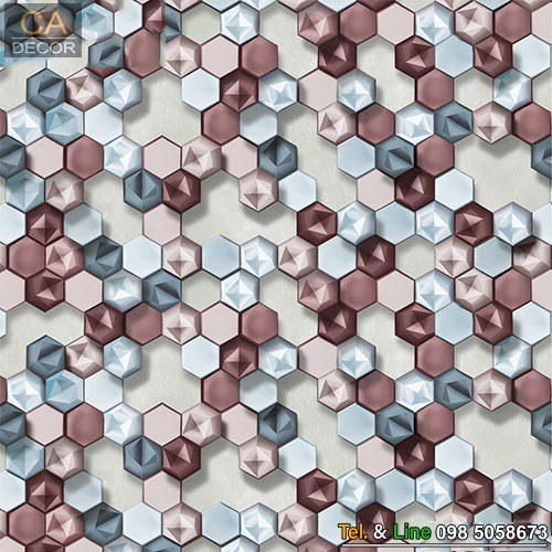 Tile wallpaper - Mosaic_88113-2