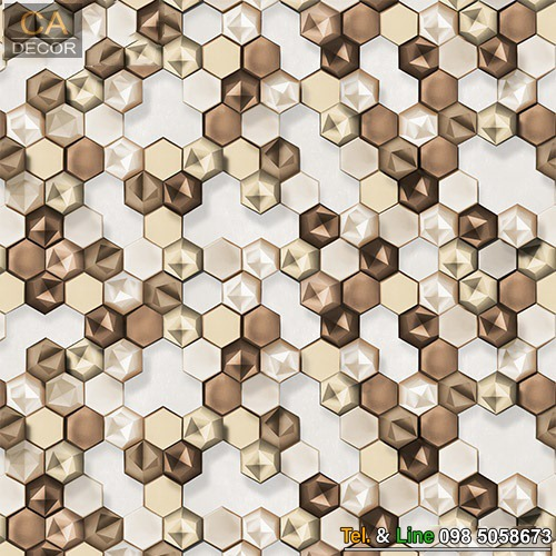 Tile wallpaper - Mosaic_88113-3